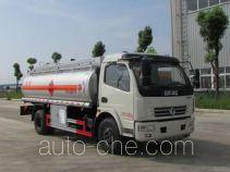 XGMA Chusheng CSC5112GJY4B fuel tank truck