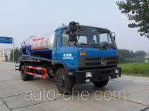 Chusheng CSC5128GXWE sewage suction truck