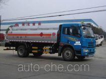 Chusheng CSC5160GHYC chemical liquid tank truck