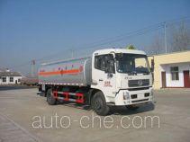 Chusheng CSC5160GHYD chemical liquid tank truck