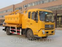 Chusheng CSC5160GQWD4 sewer flusher and suction truck