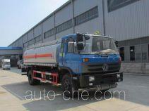 楚胜牌CSC5160GRYE4型易燃液体罐式运输车