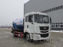 Chusheng CSC5160GXWHN sewage suction truck