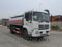 Chusheng CSC5160TGYD oilfield fluids tank truck
