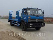 Chusheng CSC5160TPBE4 flatbed truck