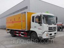 Chusheng CSC5160XQYD5 explosives transport truck