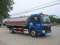 Chusheng CSC5163GHYB chemical liquid tank truck