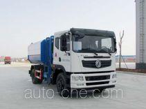 楚胜牌CSC5168ZZZEV型自装卸式垃圾车