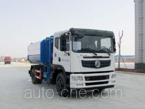 Chusheng CSC5168ZZZEV self-loading garbage truck