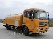 Chusheng CSC5181GQWD sewer flusher and suction truck
