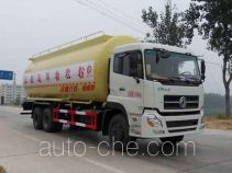Chusheng CSC5250GFLD11 low-density bulk powder transport tank truck
