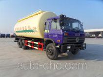 XGMA Chusheng CSC5250GFLE4 low-density bulk powder transport tank truck