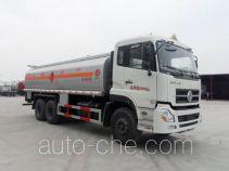 Chusheng CSC5250GHYA12 chemical liquid tank truck