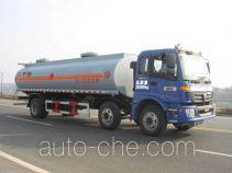 Chusheng CSC5250GHYB chemical liquid tank truck