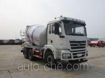 楚胜牌CSC5250GJBS型混凝土搅拌运输车