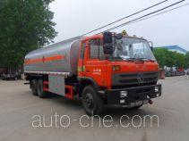 Chusheng CSC5250GJYE4 fuel tank truck