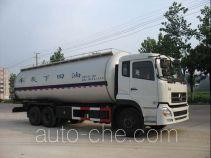 Chusheng CSC5250GXH oilfield fly ash transport tank truck