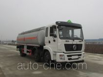 XGMA Chusheng CSC5250GYYES5 oil tank truck