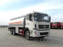 Chusheng CSC5250TGYD13 oilfield fluids tank truck