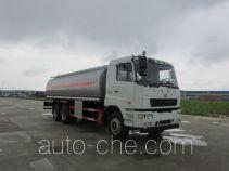 Chusheng CSC5250TGYHN oilfield fluids tank truck
