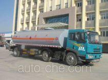 Chusheng CSC5251GHYC chemical liquid tank truck