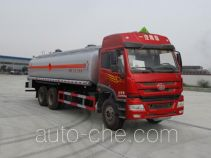 XGMA Chusheng CSC5251GYYCA oil tank truck