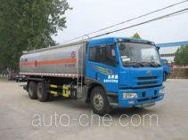 Chusheng CSC5252GHYC chemical liquid tank truck