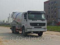 Chusheng CSC5252GJBZ concrete mixer truck