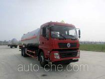 Chusheng CSC5252GYQEX liquefied gas tank truck
