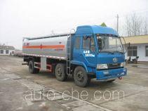 Chusheng CSC5253GHYC chemical liquid tank truck