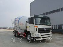 Chusheng CSC5253GJBB14 concrete mixer truck