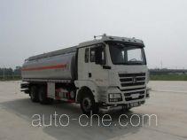 Chusheng CSC5254TGYS oilfield fluids tank truck
