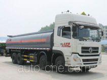 Chusheng CSC5310GHYD chemical liquid tank truck