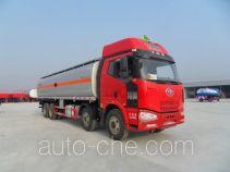 Chusheng CSC5310GJYC4 fuel tank truck