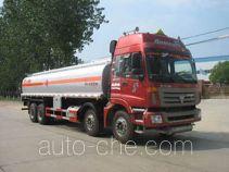 Chusheng CSC5311GHYB chemical liquid tank truck