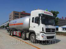 Chusheng CSC5311GYQD liquefied gas tank truck