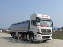 Chusheng CSC5311TGYDV oilfield fluids tank truck