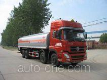 Chusheng CSC5312GHYD chemical liquid tank truck