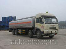 Chusheng CSC5313GHYC chemical liquid tank truck