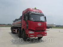 楚胜牌CSC5314GFWC4型腐蚀性物品罐式运输车