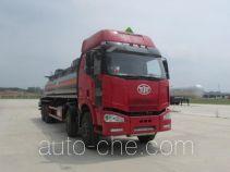 Chusheng CSC5314GFWC4 corrosive substance transport tank truck