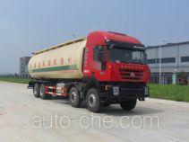 XGMA Chusheng CSC5315GFLCQ low-density bulk powder transport tank truck