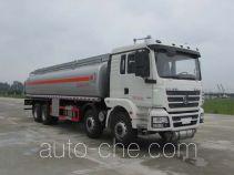 Chusheng CSC5316TGYS oilfield fluids tank truck