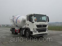 Chusheng CSC5317GJBZQ concrete mixer truck