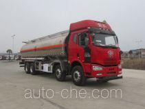 楚胜牌CSC5320GYYLC5型铝合金运油车