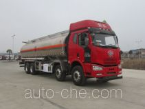 Chusheng CSC5320GYYLC5 aluminium oil tank truck