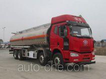 楚胜牌CSC5320GYYLC5A型铝合金运油车