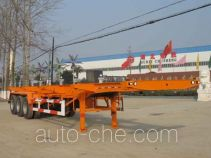 XGMA Chusheng CSC9380TJZ container carrier vehicle