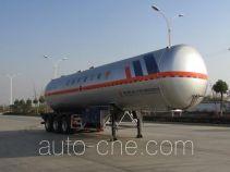 XGMA Chusheng CSC9400GYQBT liquefied gas tank trailer