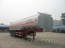 Chusheng CSC9400GYS liquid food transport tank trailer